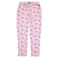 Oblečenie Dievčatá Padavé nohavice Carrément Beau Y14187-44L Ružová