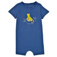Oblečenie Chlapci Módne overaly Carrément Beau Y94205-827 Modrá