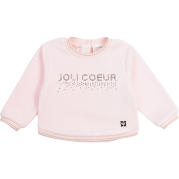 Oblečenie Dievčatá Mikiny Carrément Beau Y95254-44L Ružová