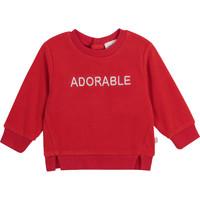 Oblečenie Dievčatá Mikiny Carrément Beau Y95256-992 Červená