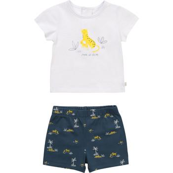 Oblečenie Chlapci Komplety a súpravy Carrément Beau Y98107-N48 Viacfarebná