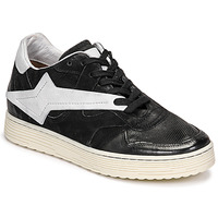 Topánky Ženy Nízke tenisky Airstep / A.S.98 ZEPPA Čierna / Biela