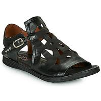 Topánky Ženy Sandále Airstep / A.S.98 RAMOS PERF Čierna