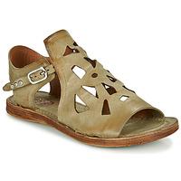 Topánky Ženy Sandále Airstep / A.S.98 RAMOS PERF Kaki