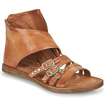 Topánky Ženy Sandále Airstep / A.S.98 RAMOS HIGH Ťavia hnedá