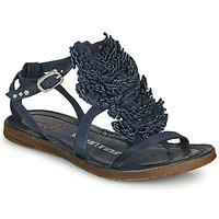 Topánky Ženy Sandále Airstep / A.S.98 RAMOS Námornícka modrá