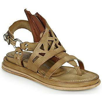 Topánky Ženy Sandále Airstep / A.S.98 POLA GRAPH Kaki