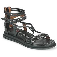 Topánky Ženy Sandále Airstep / A.S.98 POLA SQUARE Čierna