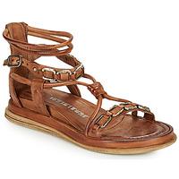 Topánky Ženy Sandále Airstep / A.S.98 POLA SQUARE Ťavia hnedá