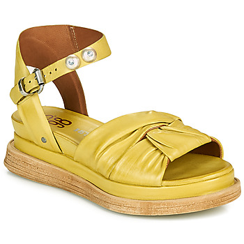 Topánky Ženy Sandále Airstep / A.S.98 LAGOS NODE Žltá