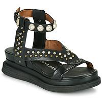 Topánky Ženy Sandále Airstep / A.S.98 LAGOS STUD Čierna