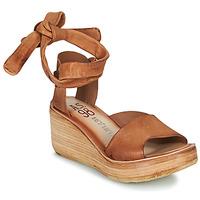 Topánky Ženy Sandále Airstep / A.S.98 NOA LACE Ťavia hnedá