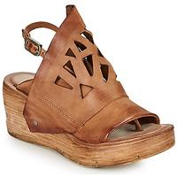 Topánky Ženy Sandále Airstep / A.S.98 NOA GRAPH Ťavia hnedá