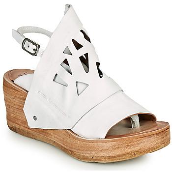 Topánky Ženy Sandále Airstep / A.S.98 NOA GRAPH Biela