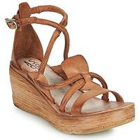 Topánky Ženy Sandále Airstep / A.S.98 NOA STRAP Ťavia hnedá