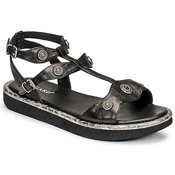 Topánky Ženy Sandále Regard ANGLET Čierna