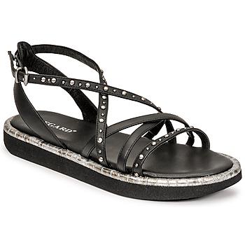 Topánky Ženy Sandále Regard ARLES Čierna