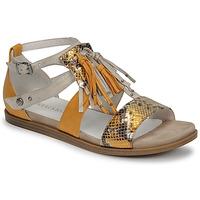 Topánky Ženy Sandále Regard BASTIL2 Žltá