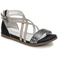 Topánky Ženy Sandále Regard BATZ Modrá