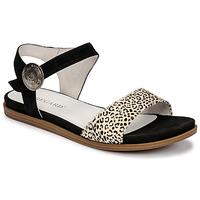 Topánky Ženy Sandále Regard BERRY Čierna