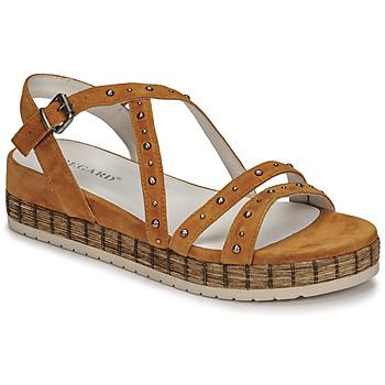Topánky Ženy Sandále Regard CLAIRAC Hnedá