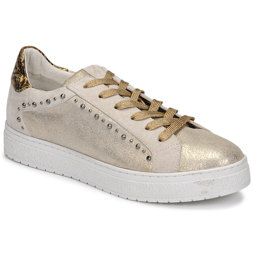 Topánky Ženy Nízke tenisky Regard HAVRES Zlatá