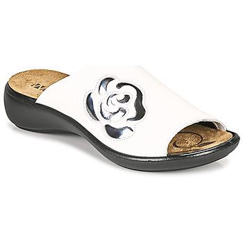 Topánky Ženy Šľapky Romika Westland IBIZA 117 Biela