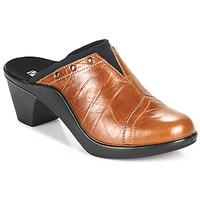 Topánky Ženy Šľapky Romika Westland ST TROPEZ 271 Hnedá