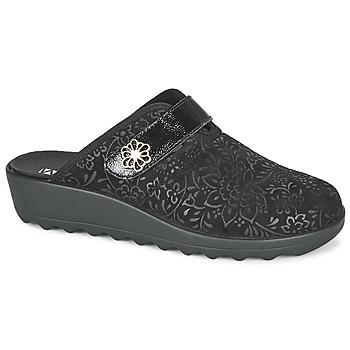 Topánky Ženy Papuče Romika Westland GINA 110 Čierna