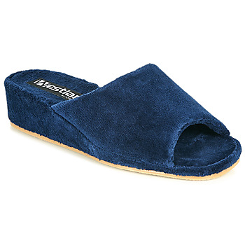 Topánky Ženy Papuče Romika Westland MARSEILLE Námornícka modrá