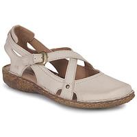 Topánky Ženy Sandále Josef Seibel ROSALIE 13 Béžová