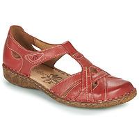 Topánky Ženy Sandále Josef Seibel ROSALIE 29 Červená