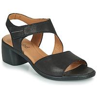 Topánky Ženy Sandále Josef Seibel JUNA 02 Čierna