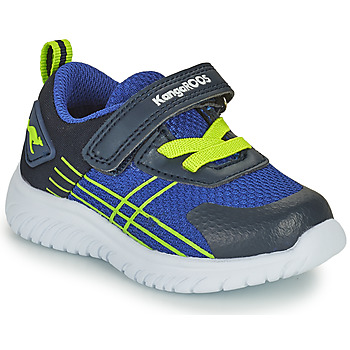 Topánky Chlapci Nízke tenisky Kangaroos KI-TWEE EV Modrá / Zelená