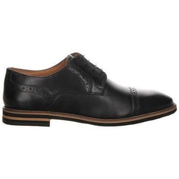 Topánky Muži Derbie Salamander Vasco Flats Black