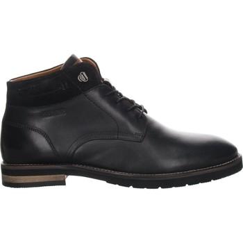 Topánky Muži Polokozačky Salamander Vasco-Aw Flats Black