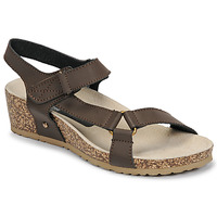 Topánky Ženy Sandále Spot on F10716 Hnedá