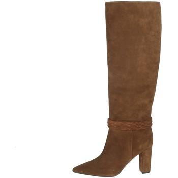 Topánky Ženy Čižmy do mesta Paola Ferri D7347 Brown