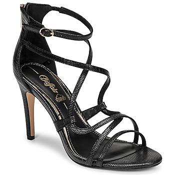 Topánky Ženy Sandále Buffalo MERCY 2 Čierna