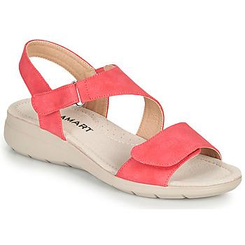 Topánky Ženy Sandále Damart 67808 Červená