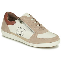 Topánky Ženy Nízke tenisky Damart 68010 Biela