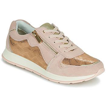 Topánky Ženy Nízke tenisky Damart 64823 Krémová