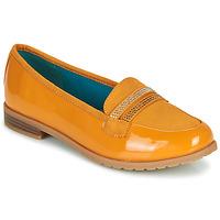 Topánky Ženy Mokasíny Damart 64847 Hnedá