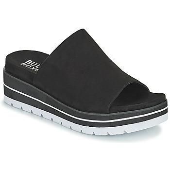 Topánky Ženy Šľapky Bullboxer 078024F2T Čierna