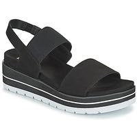 Topánky Ženy Sandále Bullboxer 078027F2T Čierna