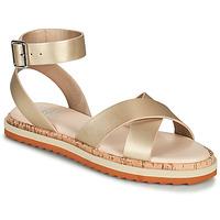 Topánky Ženy Sandále Bullboxer 053001F1S Zlatá