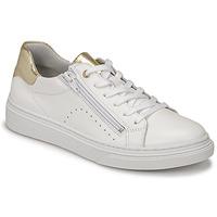 Topánky Dievčatá Nízke tenisky Bullboxer AOP000E5L-WHPN Biela