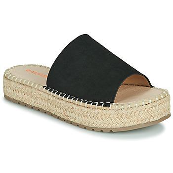 Topánky Ženy Šľapky Emmshu TAMIE Čierna