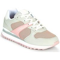 Topánky Ženy Nízke tenisky Esprit AMBRO Zelená / Ružová