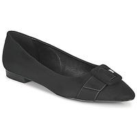 Topánky Ženy Balerínky a babies Esprit KINA Čierna